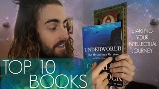 Top 10 Books - Top 10 Books! (For Starting Your Intellectual Journey)