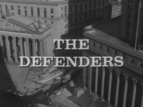 Download Remembering some of the cast from this classic tv show ⚖The Defenders 1961⚖