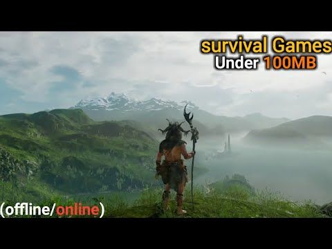 Top 10 Survival Games For Android Under 100MB 2019 | Survival Games Under 100MB
