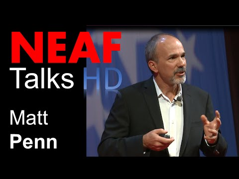 Matt Penn | Living in the Atmosphere of the Sun | NEAF Talks