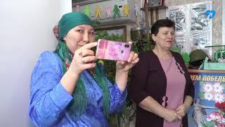 В библиотеке села Капустин Яр (04.03.2019)