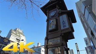 Walking around Ningyocho, Tokyo - Long Take【東京・人形町】 4K
