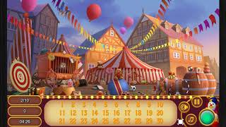 Game Circus Hidden Numbers