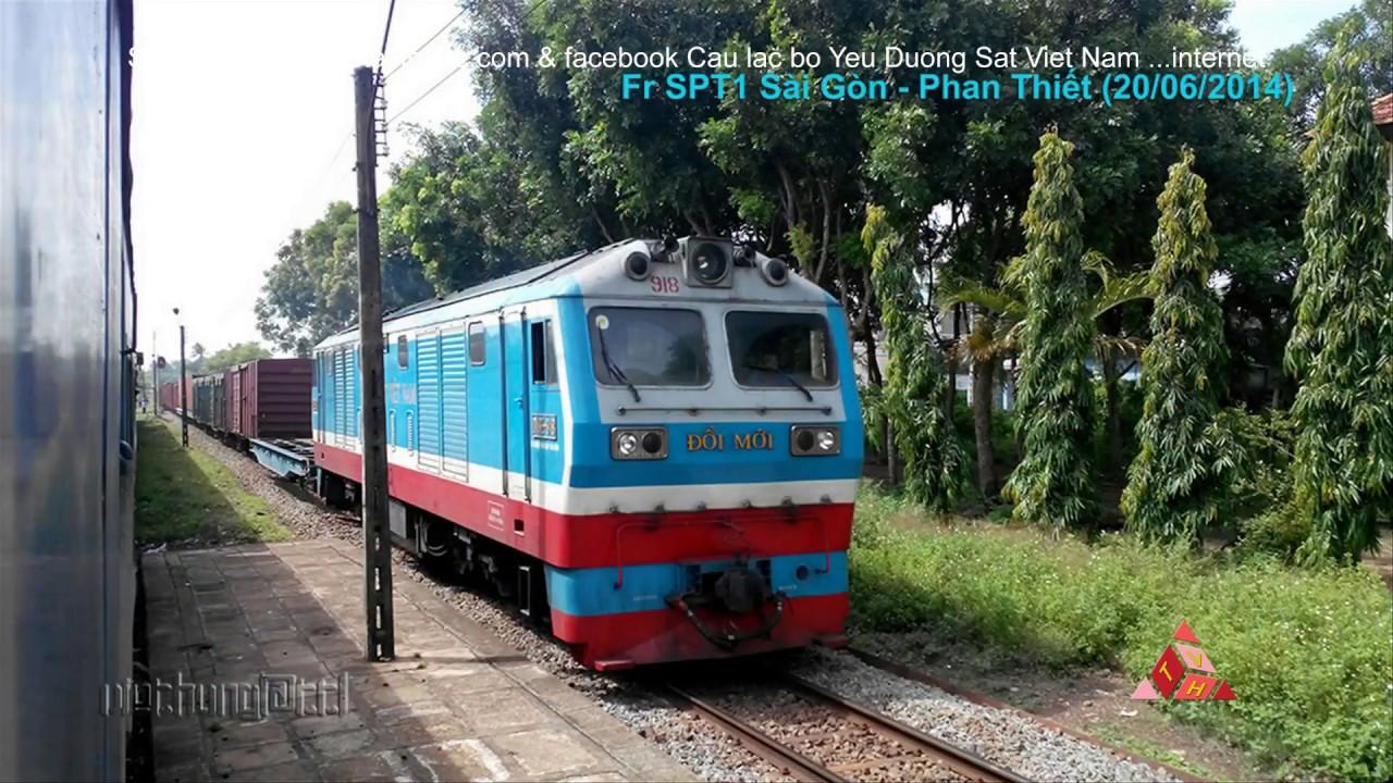 Những hình ảnh đẹp về các đầu máy xe lửa ở Việt Nam
