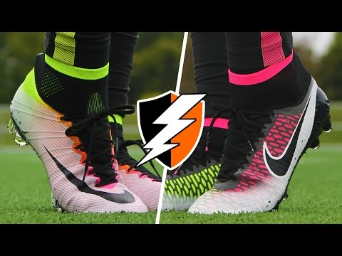Mercurial Superfly V. Magista Obra | Nike Radiant Reveal Football Boot/Soccer Cleats