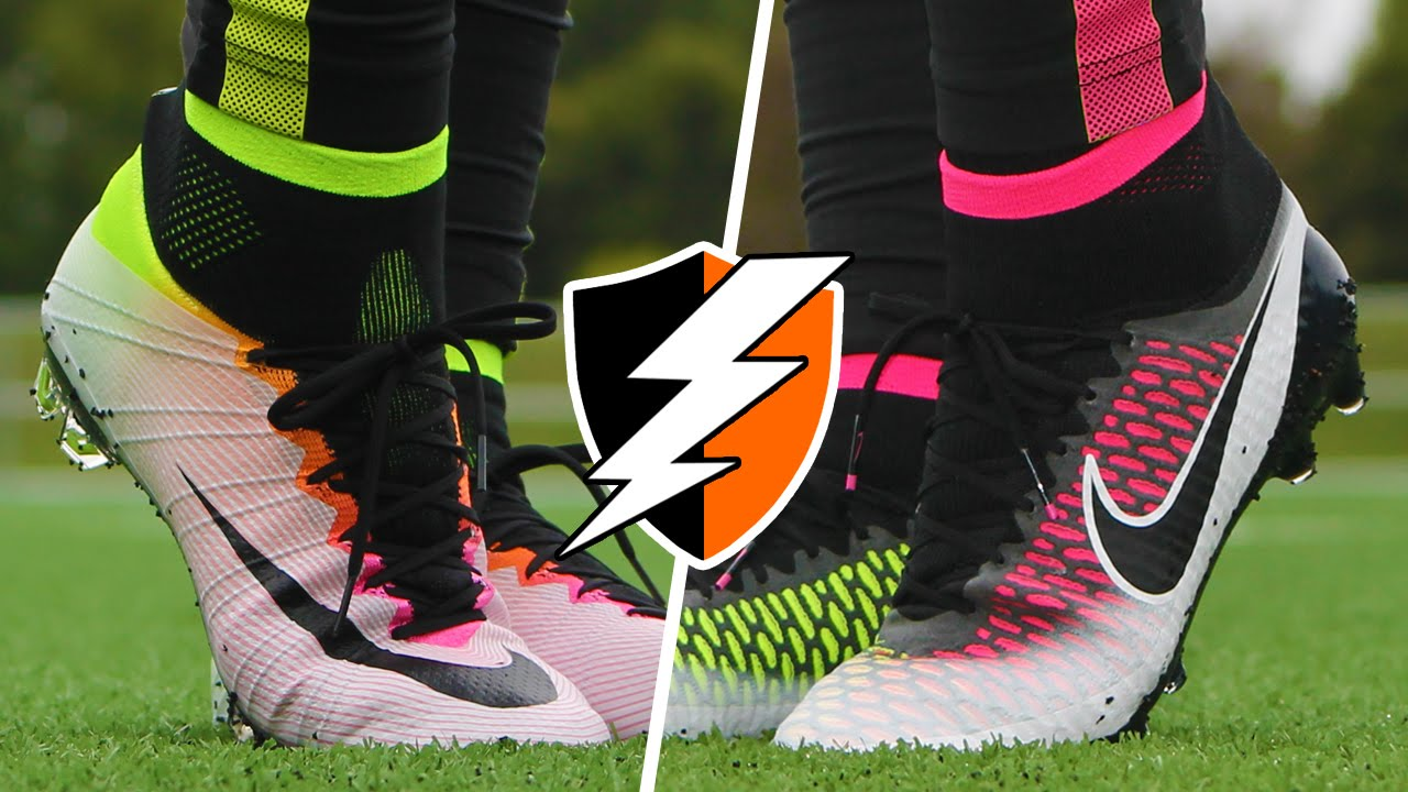 Mercurial Superfly v. Magista Obra | Nike Radiant Reveal Football  Boot/Soccer Cleats - YouTube
