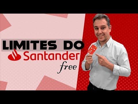 """?BANCO SANTANDER: SÉRIE """"LIMITES DOS CARTÕES SANTANDER FREE"""". SAIBA TUDO AQUI.?"""