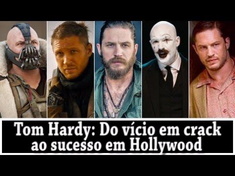 A INCRÍVEL HISTÓRIA DE SUPERAÇÃO DE TOM HARDY