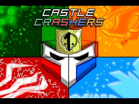castle crashers how to play
