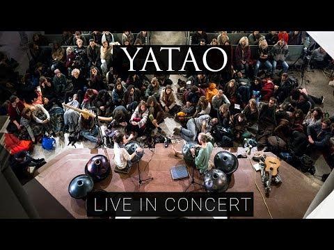 1,5 Hours Handpan Music - YATAO - Full Concert