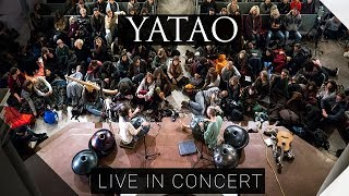 1,5 Hours Handpan Music - YATAO - Full Concert