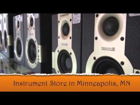 Instrument Store Minneapolis MN Twin Town Guitars