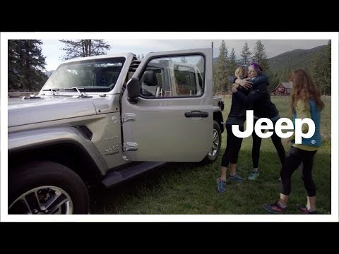 Jeep: Legacy | Melissa Arnot-Reid | Mountain Guide and Mentor