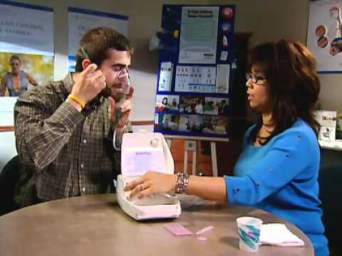 How to use a Nebulizer/Compressor Device for Inhalation Treatment
