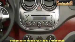 Nuevo Fiat Palio 2012   imagenes dinámicas test drive nota   PruebautoS