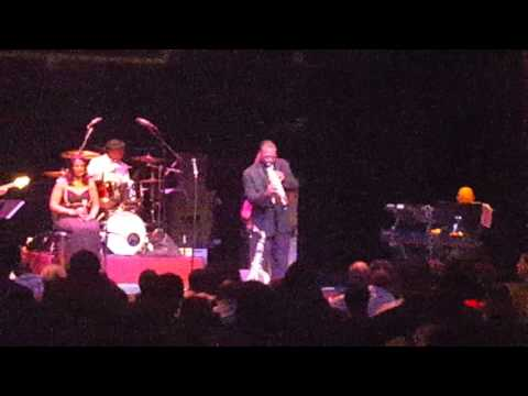Ronnie Laws live @ Bethesda Blues and Jazz Supper