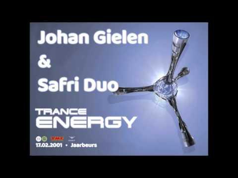 Johan Gielen & Safri Duo - Trance Energy, 17-02-2001 (Jaarbeurs)