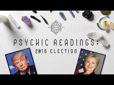 Psychic Readings: 2016 Election | Cut