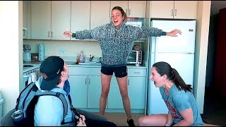 surprising max & taylor with Luke Bryan concert tickets!!