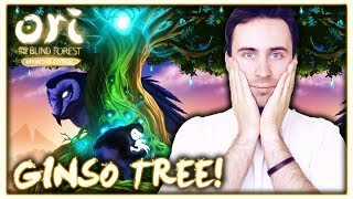 CUDOWNE GINSO TREE!  ORI AND THE BLIND FOREST E03