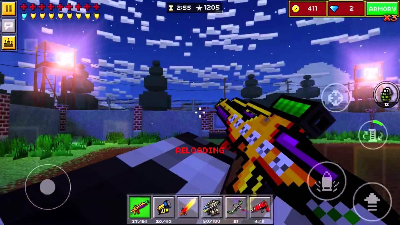 pixel gun 3d how to get coins fast