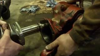 Мелкий ремонт усилителя руля Volvo FM/FH Small Repair Power Steering