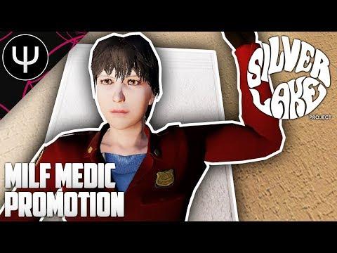 ARMA 3: Project Silverlake Life Mod — MILF Medic PROMOTION!