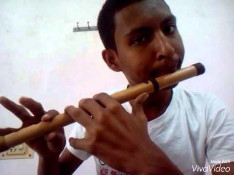 Ramaiya Vastaviya Flute Cover Instrumentals