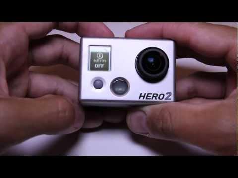 Gopro Hero2 Tutorial Espanol Menu Opciones Ajustes