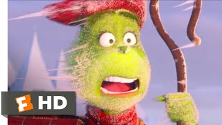 The Grinch (2018) - The Quest for Reindeer Scene (4/10) | Movieclips