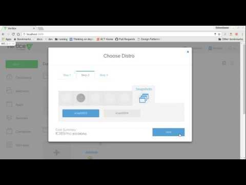 beta8: PaaS/SaaS for the hosting industry via DET.io