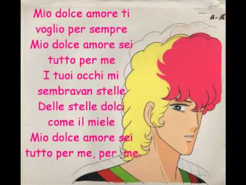 BeeHive - Mio Dolce Amore - Testo