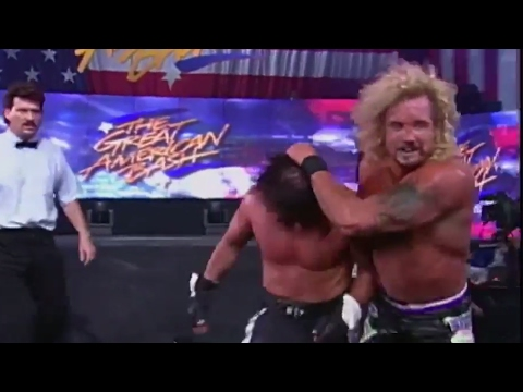"Diamond Dallas Page vs. ""Macho Man"" Randy Savage: Great American Bash 1997"
