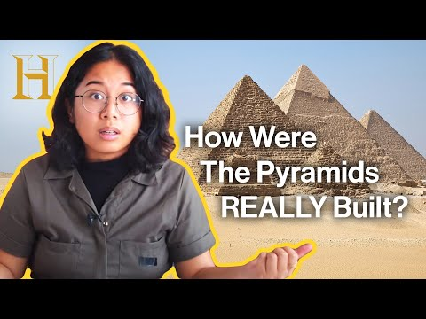 Could the Pyramids be made today? | History Remade with Sabrina