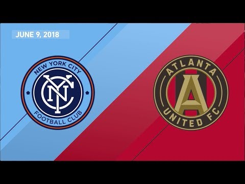 HIGHLIGHTS: Atlanta United at NYFC | June 9, 2018