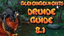 WOW | GLEICHGEWICHTS DRUIDE | GUIDE | 8.1 | GERMAN | BROKKEN