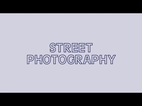 Basic Smartphone Street Photography Tips by VSCO Academy