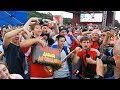 Russia Fans Celebrate Penalty Shootout Win Over Spain - Russia 2018 World Cup
