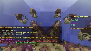 fortnite en minecraft live!!! (giveaway fan rank op YPG discord)