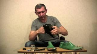 Как растянуть кожаную обувь в домашних условиях