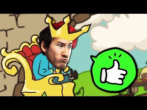 Thumbnail: MARKIPLIER RUINS EVERYTHING!! | Sort the Court UPDATED