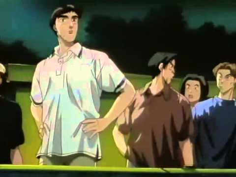 Cap 1 - Initial D First Stage Español Latino
