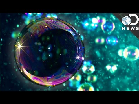 Why Do Soap Bubbles Have Rainbow Swirls?