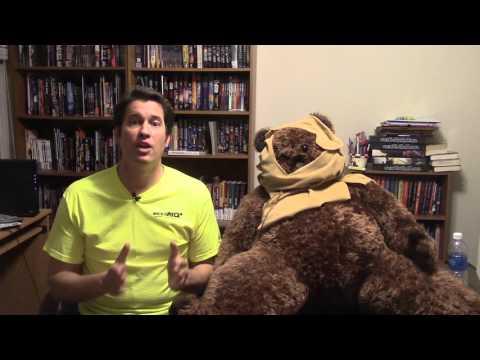 Star Wars Expanded Universe Episode 41: Jedi Quest #1