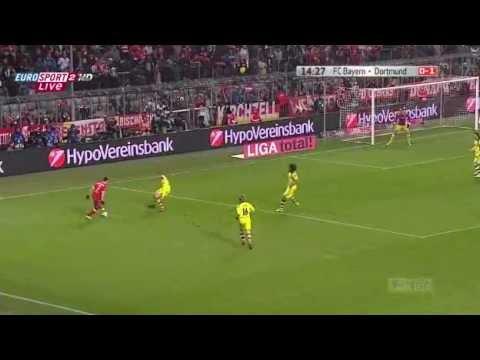 Fc Bayern München vs Borussia Dortmund Bundesliga 2010