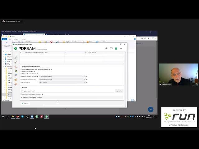 run: Tech Tools einfach erklärt - heute: pdfSAM