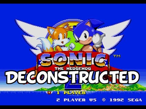 Sonic 2 - Sky Chase Zone - Deconstructed