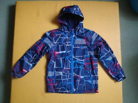 Обзор детской осенней куртки с АлиЭкспресс / Children's Jacket
