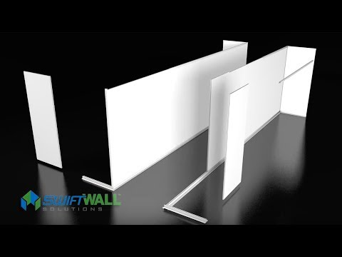 SwiftWall® Construction Partitions