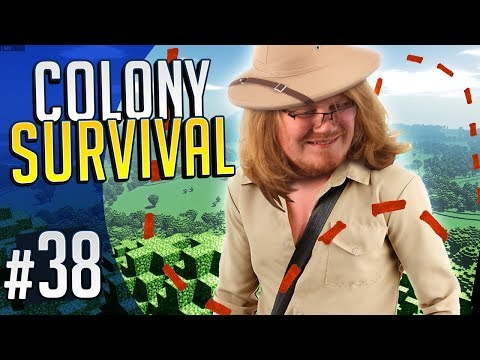 EXPLORING THE WORLD | Colony Survival #38